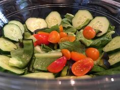 Nutrisystem Day 2 Dinner Salad