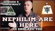 Genesis 6 Conspiracy: Nephilm (Giants) Plan to enslave Mankind/ Book of ...