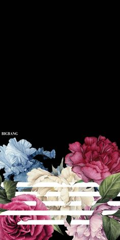 Wallpaper Single: BIGBANG - FLOWER ROAD. Format 18:9