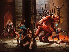 Back when Diablo was a real Lord of Terror #Diablo2