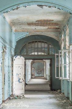 Beelitz Heilstätten Männerklinik