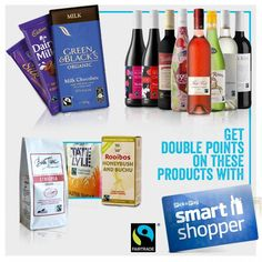 Fairtrade and Pick n Pay smart shopper promotion