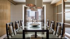 The Ritz-Carlton Suite - Dining Room