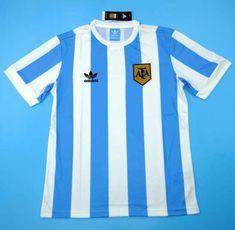 a397052f5b2 Argentina vintage soccer jersey World Cup 78. JARAGUAR