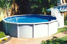 Classic pools round pool