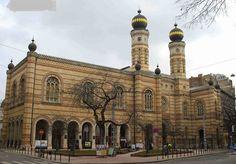 Budapest-Dohany Synagogue