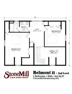 Belmont II 2nd Floor