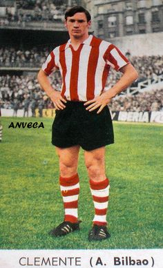 CLEMENTE (A. Bilbao - 1974-75)