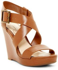 Jessica Simpson Joilet Wedge Sandal women shoe hill high fashion 2018