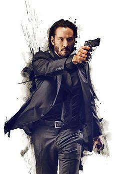 """""""John Wick"""": Keanu Reeves"""