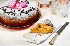 Βασιλόπιτα τσουρέκι 2015 Greek Desserts, Greek Recipes, Greek Easter, Best Sweets, Xmas Food, Cake Decorating, Food And Drink, Birthday Cake, Dishes