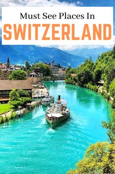 Most Breathtaking Places to Visit in Switzerland switzerland switzerlandtravel switzerlandmustsee switzerlandbeautifulplaces switzerlandbucketlist switzerlandeurope europe europetravel 459085755765996499 Europe Destinations, Europe Travel Tips, Europe Places, Travel Info, Travel Goals, Travel Bag, Travel Style, Travel Ideas, Best Places In Switzerland