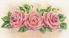flowers by Natalia Tyulkina, via Behance