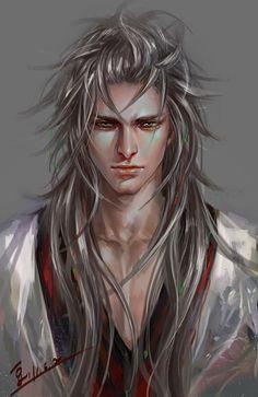 Fantasy Male, High Fantasy, Fantasy Rpg, Medieval Fantasy, Dark Fantasy Art, Dnd Characters, Fantasy Characters, Portrait Male, Character Inspiration