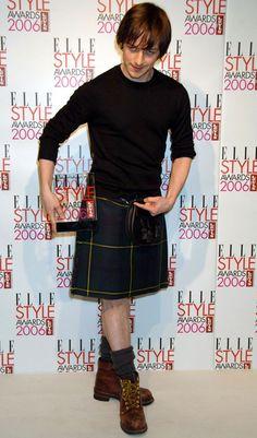 james McAvoy in kilt | James mcavoy kilt photo