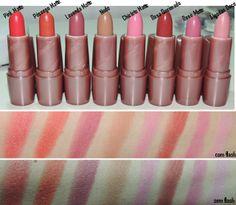 Blog Thati Maforte Tudo para Maquiagem: Testei: Batom Shine Colours - Abelha Rainha