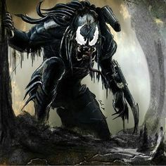 Predator symbiote
