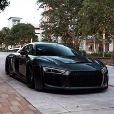 Audi # # - Cars and motor Luxury Sports Cars, Best Luxury Cars, Weird Cars, Cool Cars, Crazy Cars, Maserati, Bugatti, Allroad Audi, Carros Audi