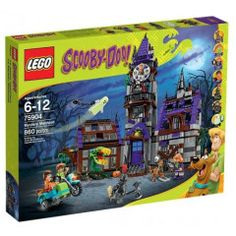 LEGO Mystery Mansion with Shaggy and Scooby-Doo