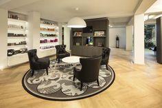 Hair Salon Waiting Area - Bing images
