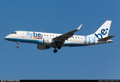 Photo of G-FBJK - Embraer 170-200STD - Flybe