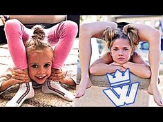 The challenging nature of gymnastics requires commitment and concentration. The structure of gymnastics lessons teaches children how hard work and dedication. Contortionist, Videos, Flexibility, Youtube, The Incredibles, Strong, Exercise, Yoga, Birthday