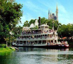 WALT DISNEY WORLD LIBERTY SQUARE RIVERBOAT | ... waltdisneyworld - Page 6 - Walt Disney World for French - Skyrock.com