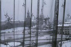 USSR. Moscow. 1968. Red Square. Elliott Erwitt. Magnum Photos