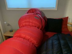 Down Sleeping Bag, Sleeping Bags, Ski Outfits, Winter Outfits, Moon Boots, Snow Suit, Winter Boots, Skiing, Bond