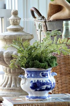 Savvy Southern Style: In the Sun Room