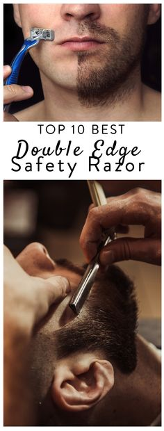 If Youu0027re On The Lookout For A High Quality Double Edged Razor. More  Information. More Information. Best Ear And Nose Hair Trimmers ...