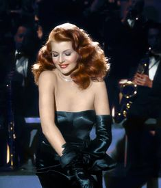 Rita Hayworth in Gilda Rita Hayworth . - Rita Hayworth in Gilda Rita Hayworth in Gilda - Hollywood Stars, Hollywood Icons, Old Hollywood Glamour, Golden Age Of Hollywood, Vintage Glamour, Hollywood Actresses, Classic Hollywood, Vintage Hollywood, Hollywood Divas