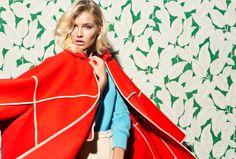 Chloé coat and pants, Balenciaga sweater -- photo by Camilo Rios / @khadinebeauty Styled by @juancamach Model @wilhelminamodelsmia - #Chloé @chloe @balenciaga #Balenciaga Available now at #TheWebster #TheWebsterMiami