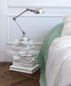 Прикроватный столик: 37 крутых идей для вашей спальни - Ярмарка Мастеров - ручная работа, handmade