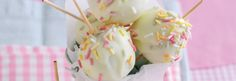 Weight Watchers Cake Pops