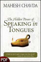 PDF E-Book (DOWNLOAD ITEM) - The Hidden Power of Speaking in
