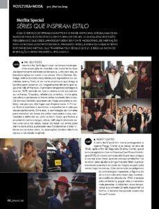 Revista Trends LAB #05 - Cultura+Moda por Marina Jung - Mr. Selfridges…