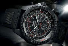 Breitling for Bentley | New 2013 - Breitling Bentley Light Body Midnight Carbon