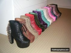 cute collections boots by Jeffrey Campbell 1  The Shopping Fans