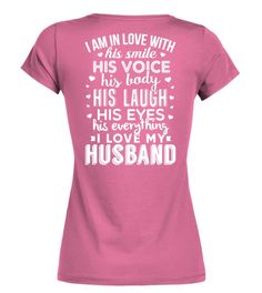 IN LOVE WITH MY HUSBAND