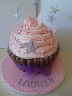 1st Giant Cupcake