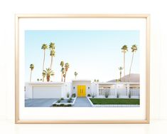 Desert Photography Mid Century Home Palm Springs Home