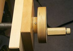Building A Versatile Bench Top Moxon Vice
