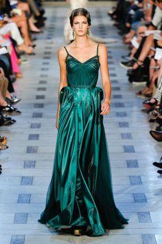 Dress for Thranduil's wife - Zac Posen
