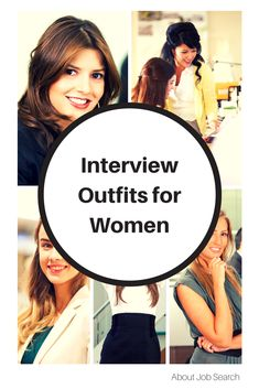 If you're a woman who needs some inspiration for your interview attire, browse through this gallery to get an idea of what to wear to an interview: : Job Interview Outfits For Women, Interview Dress, Interview Clothes, Job Interviews, Corporate Attire, Business Casual Attire, Corporate Fashion, Professional Dresses, Professional Women