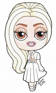 Gaga lady nude sketch bennett tony