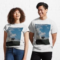 T Shirt Designs, Tyrannosaurus, Tshirt Colors, Female Models, Classic T Shirts, Heather Grey, People, T Shirts For Women, Pullover