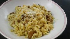 Unod már a szokásos rizses egytálételeket? Kipróbálnál valami újat? Szerezz be egy kis gombát, rizottórizst és már készülhet is a csibegombás rizottó. Ethnic Recipes, Food, Essen, Meals, Yemek, Eten