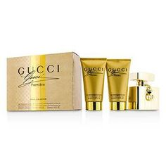 Premiere Coffret: Eau De Parfum Spray 50ml-1.6oz + Body Lotion 50ml-1.6oz + Shower Gel 50ml-1.6oz - 3pcs