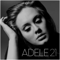 female artist album covers - Adele
